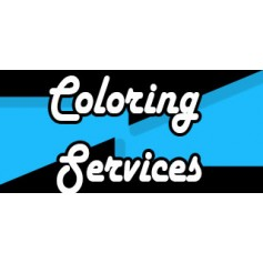 Coloring Services